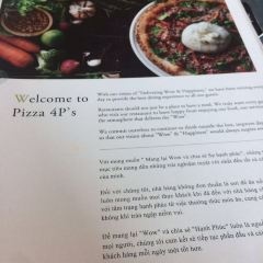 Pizza 4P's Le Thanh Ton User Photo