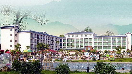 Yunfu Jinshuitai Resort