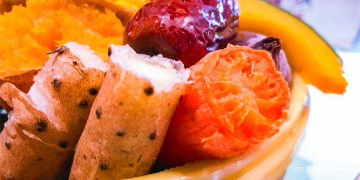 San Ge Yu Fu Steamed Seafood( Bin Hai Kai Fa Qu )