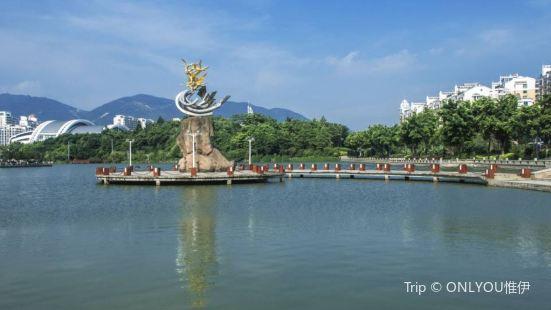 長山湖公園