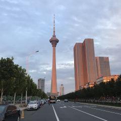 톈타호 관광지구 여행 사진