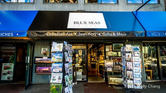 Blue Seas Gallery