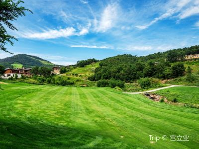 Liaoning Dalian Red Flag Valley Golf Club