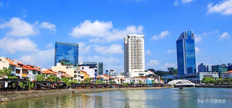 シンガポール川1