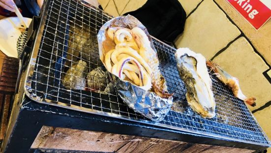 Seafood Shiba-Tei
