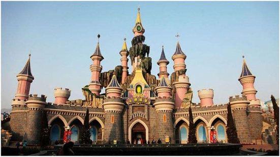 方特卡通城堡