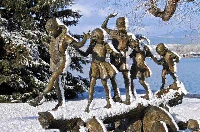 解鎖美西度假新選擇,美國人冬天最愛去的科羅拉多州