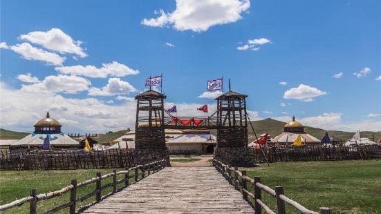 正藍旗蒙古老營影視基地