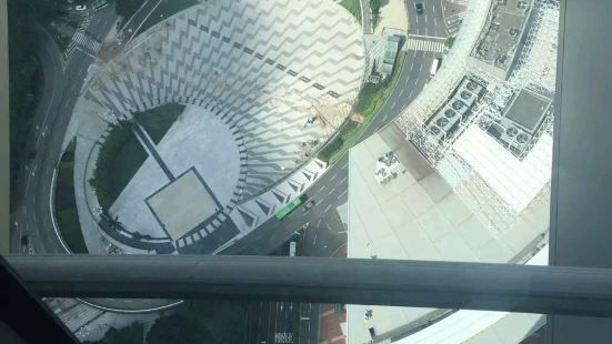 澳門觀光塔高飛跳