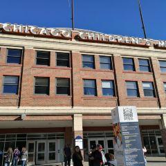 시카고 어린이 박물관 여행 사진