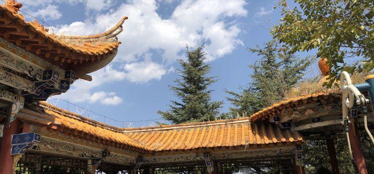 Jiangchuan Gushan Scenic Area