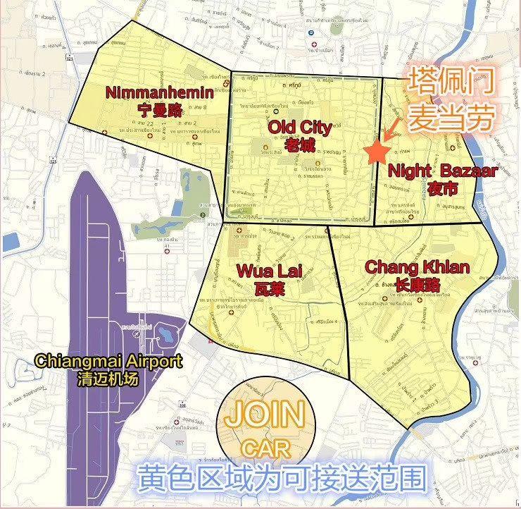 Tha Phae Gate | Tickets, Deals, Reviews, Family Holidays ... Chiang Mai Night Bazaar Map on night market map, chiang mai night bazaar shopping, chiang mai thailand sweethearts, koh tao map, chiang mai sunday market,