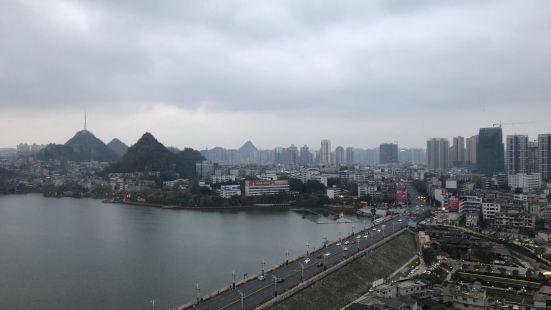 Hongshan Lake