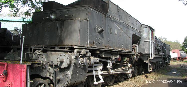 Nairobi Railway Museum3