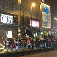 Hong Kong Chinese New Year Night Parade User Photo