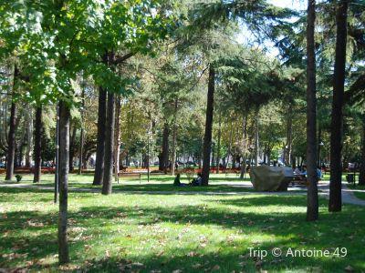 Halıcıoğlu Park