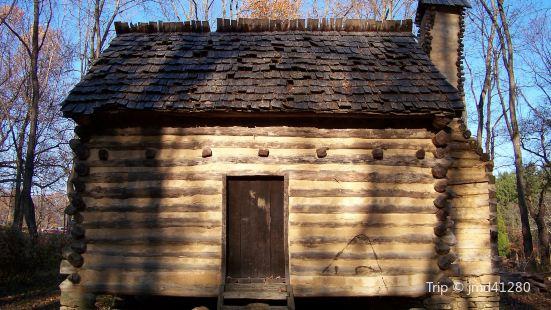 Drakes Log Cabin, Apollo Pa