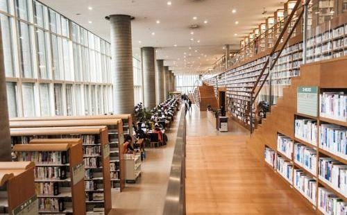Xiamenshi Library (xinglinfenguan)