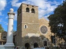 Fontana di San Giusto-的里雅斯特