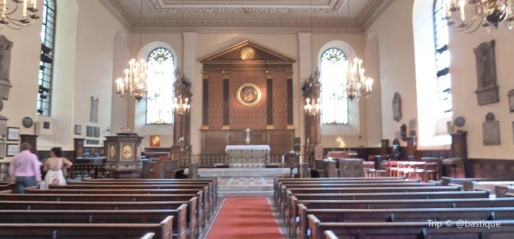 St Paul's Church - Covent Garden2
