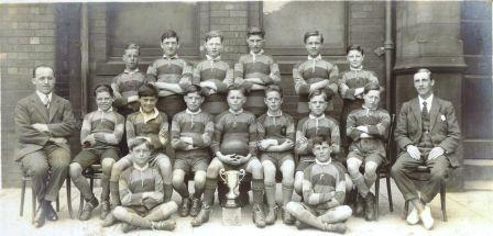 Choet Visser Rugby Museum