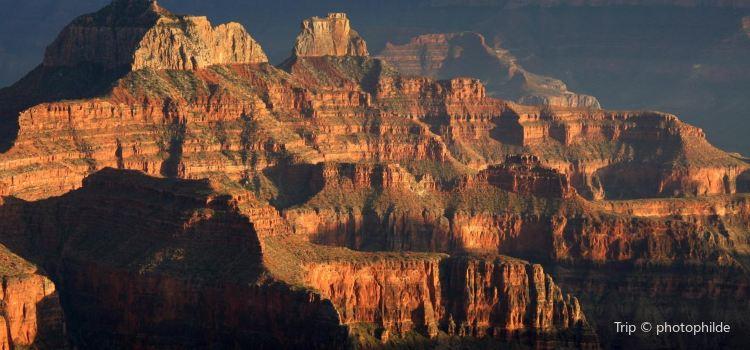 Grand Canyon North Rim Travel Guidebook Must Visit
