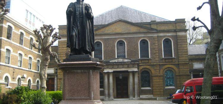 John Wesley's Chapel3