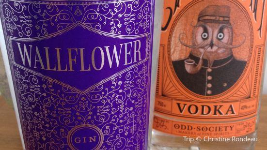 Odd Society Spirits - Craft distillery