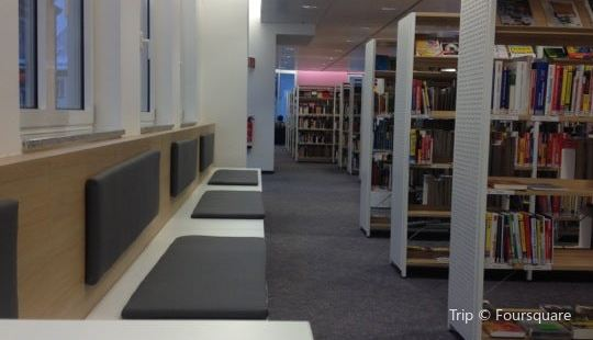 Stadtbibliothek Bayreuth