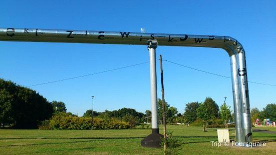 Park Jana Pawła II - Łegi Debinskie