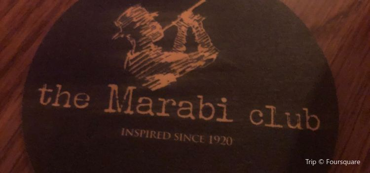 Marabi Jazz & Pot Luck Club