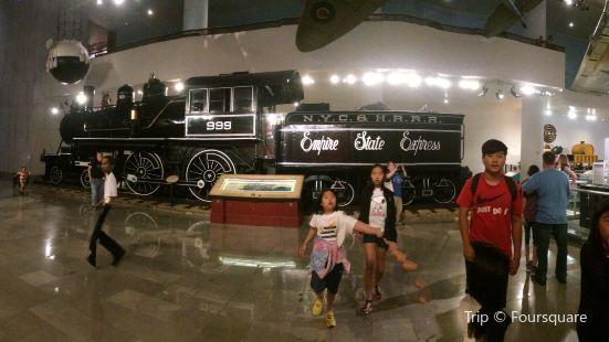 Coal Mine Exhibit