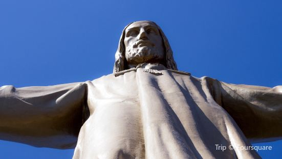 Statue Of Jesus Christ ( Top Of The World )