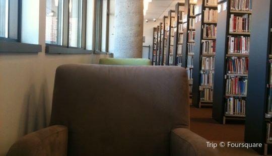 Bibliotheque Gatien-Lapointe