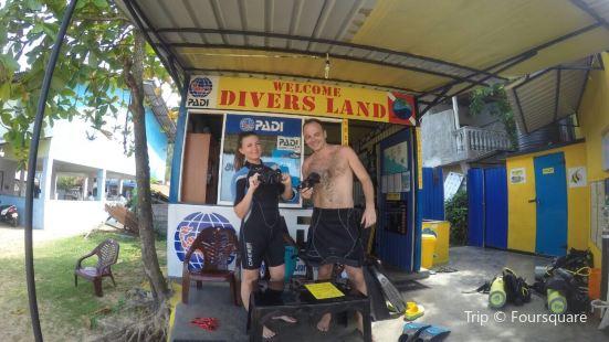 Divers Land Dive Club