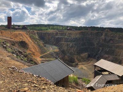 ファールン銅鉱山