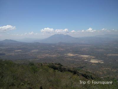 Volcan Ipala
