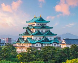 香港-名古屋 機票酒店 自由行