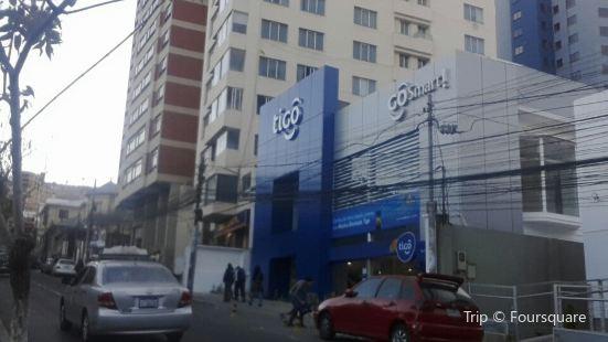 Plaza Abaroa