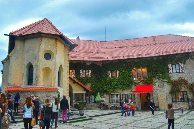Bled Castle (Blejski Grad)