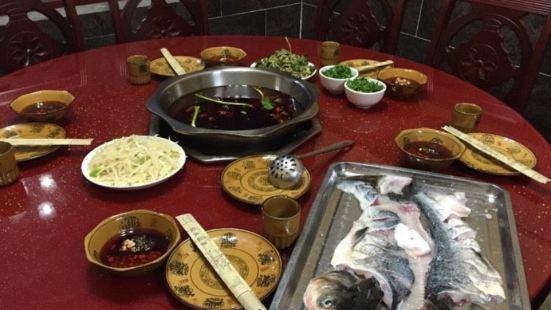 仙海緣火鍋魚莊