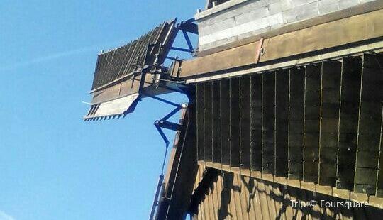 Bockwindmühle Zwochau
