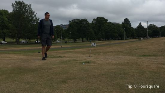 Bruntsfield Links Short Hole Golf Course