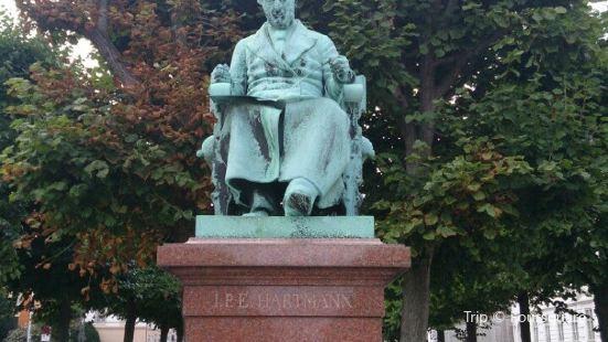 J. E. Hartmann