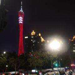 珠江夜遊廣州塔碼頭用戶圖片