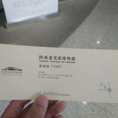 陝西美術博物館用戶圖片
