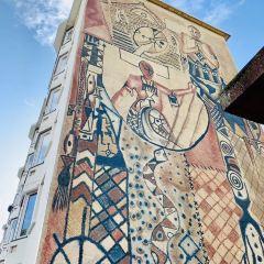 絲織工人之牆用戶圖片