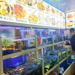 Jin Jia Gang Seafood Food Court ( Zhong Shan Road ) User Photo