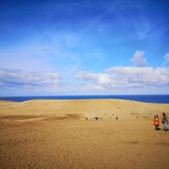Tottori Sand Dunes User Photo