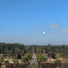 吳哥熱氣球飛行體驗用戶圖片